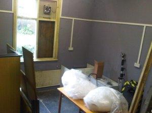 Start of New Print Room
