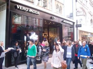 VERO MODA, Oxford Street, London