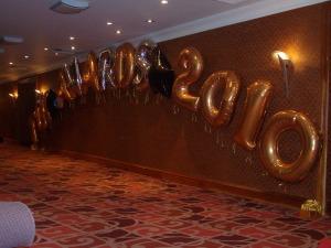 TUI UK Awards 2010 megaloon arch